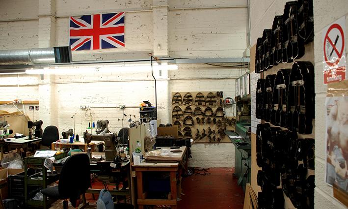 Inside the Walsh, Bolton, England