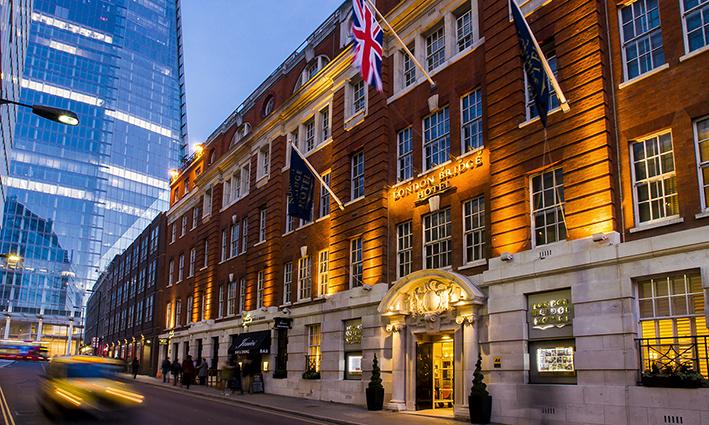 The London Bridge Hotel