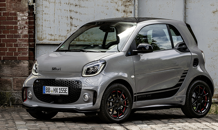 Smart Car ForTwo review