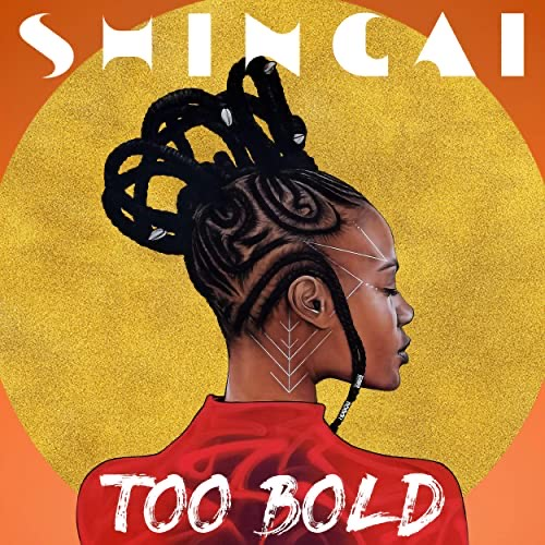 Shingai new album Too Bold