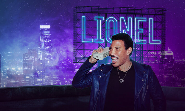 Lionel Richie Hello Tour 2021