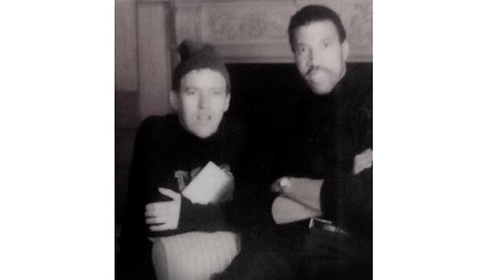 Lionel Richie Interview by Andrew Threlfall