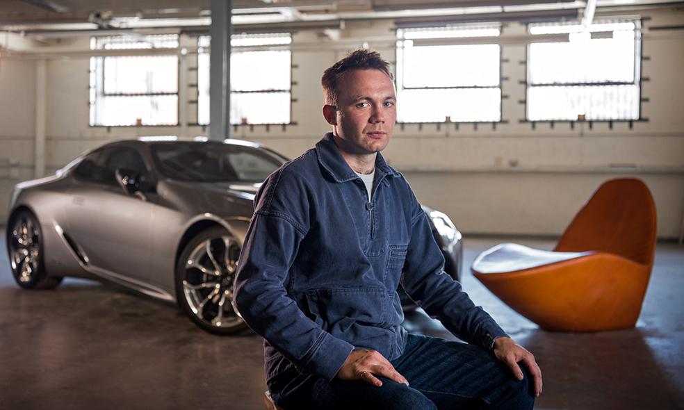 Lexus In Search of Takumi Hebbonair