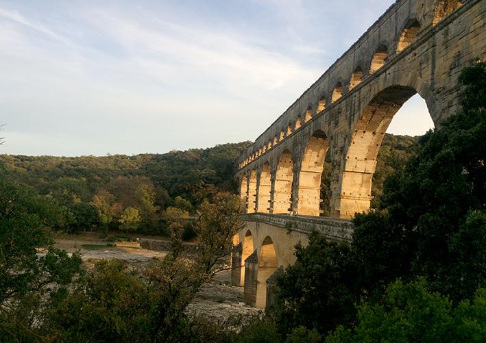 Pont du Gard Nimes France