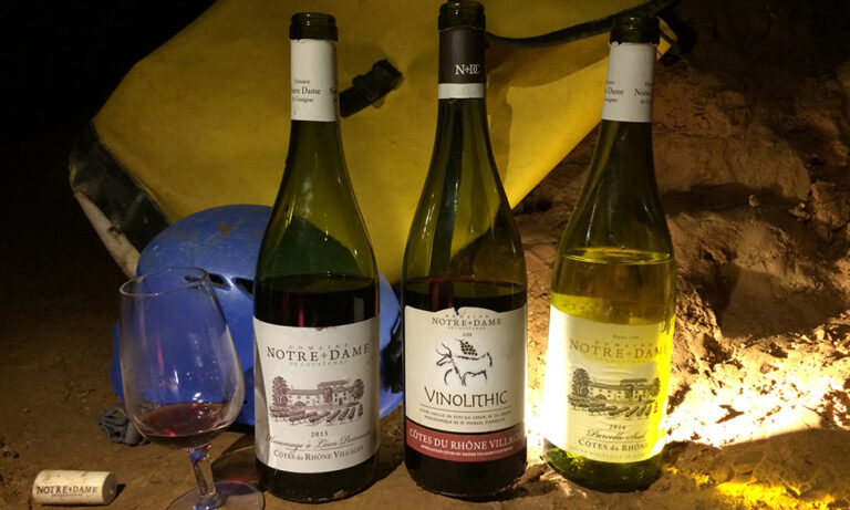 Wine adventures in the south of France