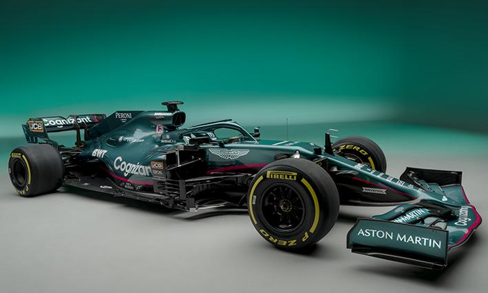 Aston Martin Cognizant AMR21 Formula 1