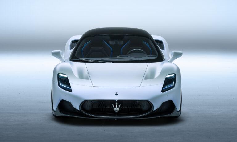The New Maserati MC20 Front HebbonairMaserati MC 20 Front Hebbonair