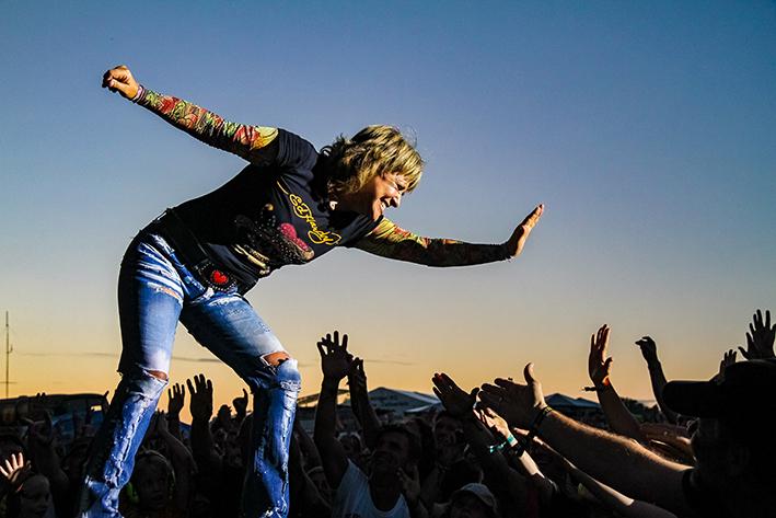 Suzi Quatro Rock'n'Roll Legend - Paul Bossenmeier