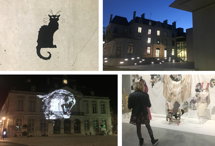 Les Silos Graphic design museum Chaumont France